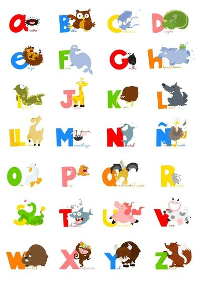 Letter Spanish Words With X