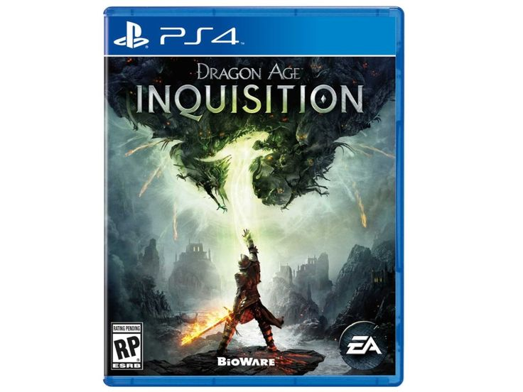 Dragon Age Inquisition - PlayStation 4 PS4 Games Review 2015
