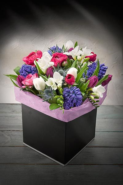 Elegant flowers to make this Mother's Day Simply Better. Simply Better Hand Tied Scented Mother's Day Gift Bouquet €25.
