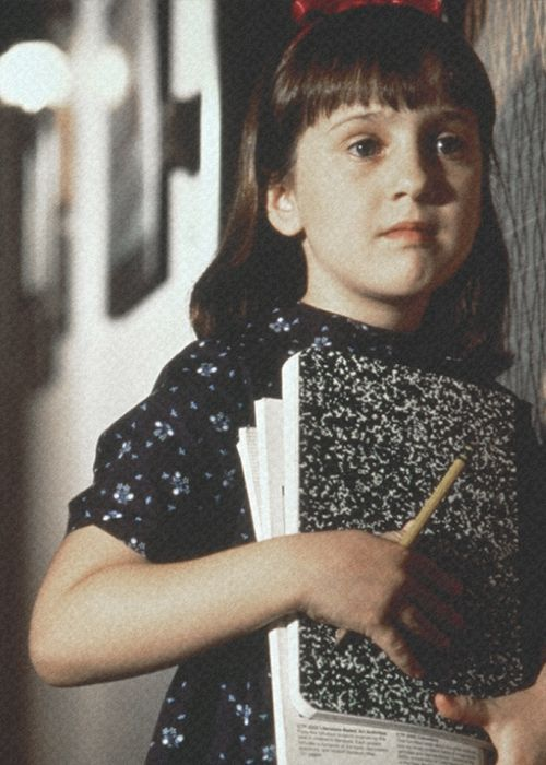 Matilda | Danny De Vito (from Roald Dahl, straight from my childhood)
