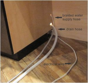 Learn How To Install A Dishwasher Easily. A Do It Yourself Dishwasher  Installation Guide.