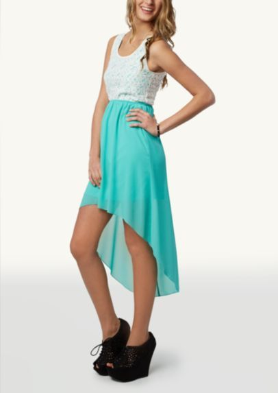 high low dresses casual lace - photo #25