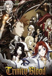 Trinity Blood Season 2 Episode 1 English Dub. In a futuristic world of an unsteady truce between humans and vampires a superhuman priest battles to secure a peaceful co-existence.
