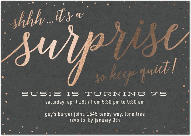 Best Th Birthday Invitations Images On Pinterest Birthday - Unique birthday invitations for adults