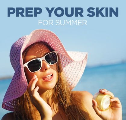 How to keep your skin looking fabulous all summer long #beauty