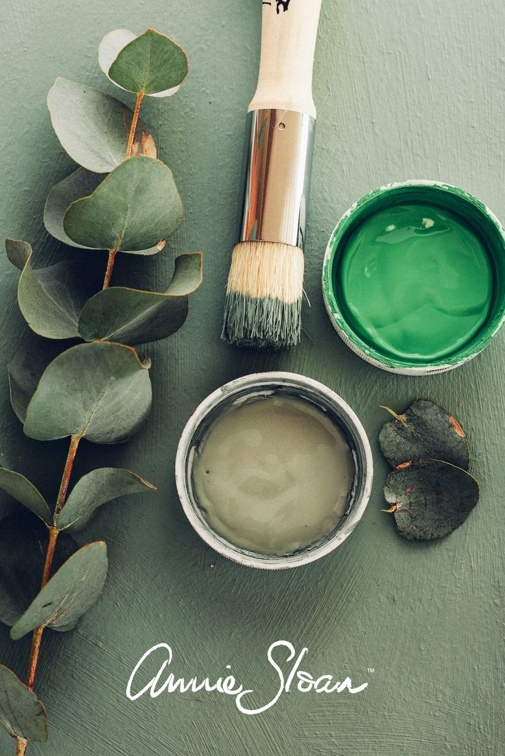 If you love the colour of Pennygum, you'll love this paint colour mix using mostly Duck Egg Blue with a dash of Antibes Green and Graphite from Annie Sloan Chalk Paint