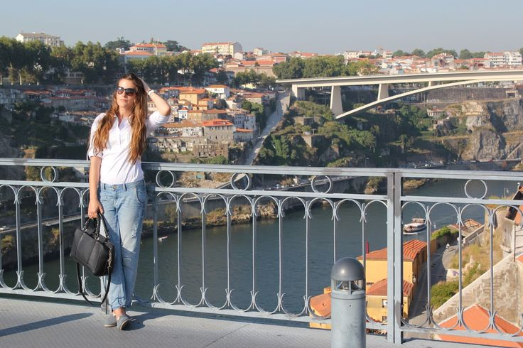 I am Mafalda: Outfit of the day - Porto