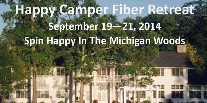 September fiber festival in Hartland, Michigan