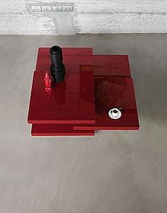 Kristalia Rotor Table - open Products available through Selene. www.selenefurniture.com