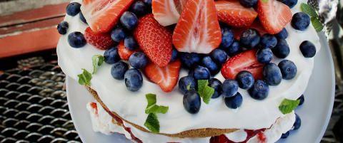 Slik lager du verdens beste 17. mai-kake