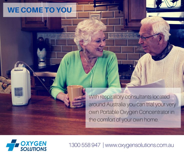 WE COME TO YOU!  With respiratory consultants located around Australia you can trial your very own Portable Oxygen Concentrator in the comfort of your own home.  http://oxygensolutions.com.au/