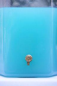 Turquoise Punch ~ Blue Raspberry Lemonade, Country Time Lemonade  Sugar