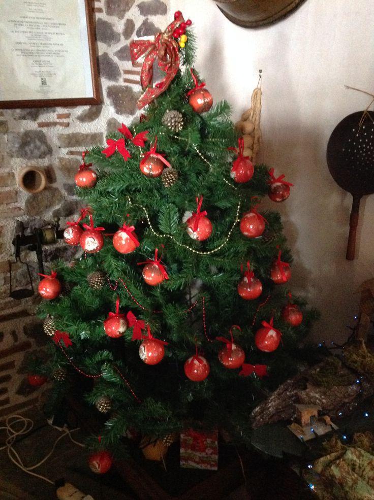 Vi piace il nostro Albero?! Anche se il Natale è passato, le feste continuano! Prenotate da noi il vostro pranzo o la vostra cena, vi offriremo un menù esclusivo! Contattateci allo 0941-39703 oppure alla mail infosantamargherita@tiscali.it!