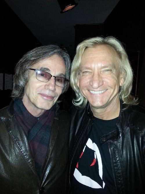 Jackson Browne & Joe Walsh