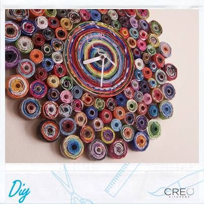 #CREO #Clock #Diy #home #decor