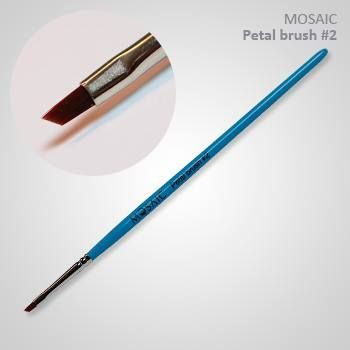 Mosaic Petal Brush #2