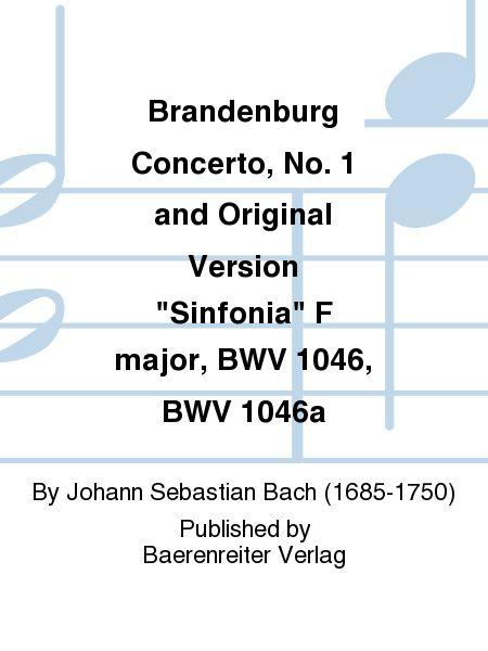 Brandenburg Concerto, No. 1 and Original Version