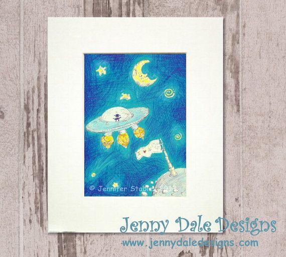 50 best art for girls images on pinterest nursery art for Outer space design melbourne