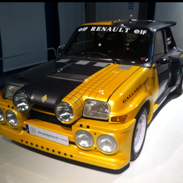 Renault 5 Turbo: 17 Best Images About Renault 5 Turbo, Alpine On Pinterest