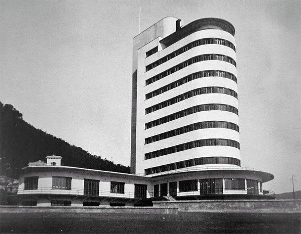 Colonia Fara Chiavari, Italy. Camillo Nardi Greco, 1936