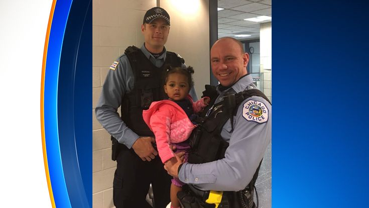A Chicago grandmother says two Chicago police officers acted quickly and with compassion when a 9-month-old child swallowed a toy. Steve Miller reports.