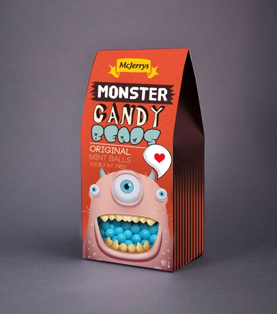 Mc Jerrys Monster Candy beads