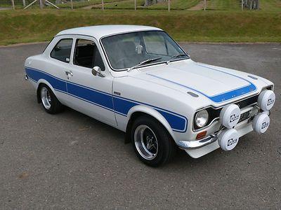 1972 FORD ESCORT MK1 RS2000 Replica - http://www.fordrscarsforsale.com/449