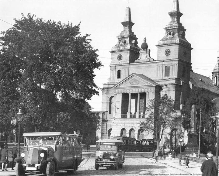 Ostrów Tumski / Katedra