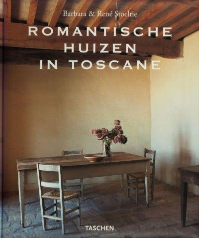 Romantische huizen in Toscane - René Stoeltie