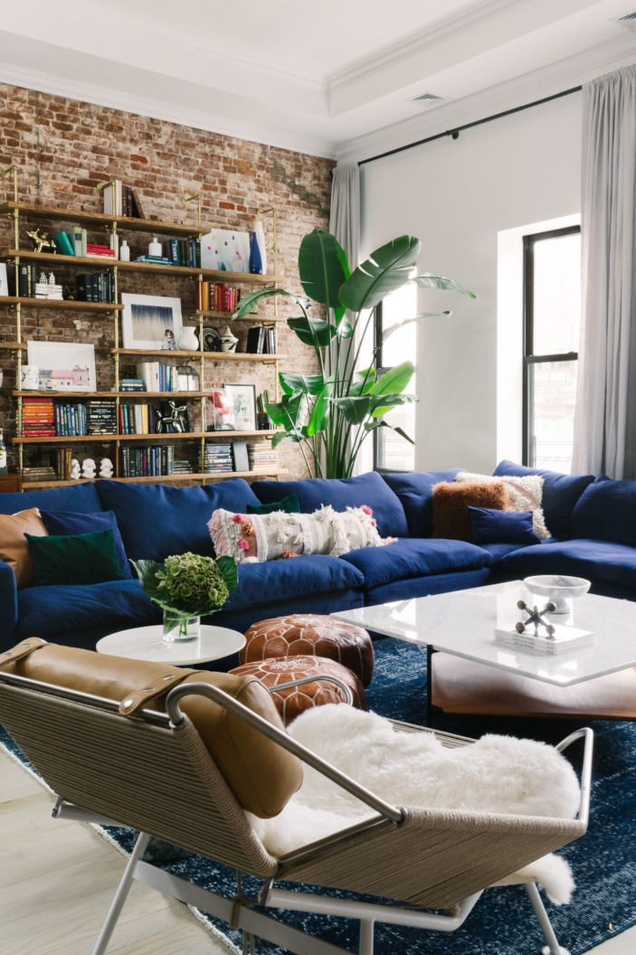 Un loft pour un jeune couple à TriBeCa - PLANETE DECO a homes world