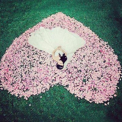 en romantik dugun pozu14 En Romantik Düğün Pozları