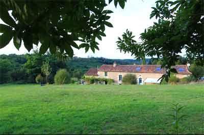 Gîtes et Chambres d'Hôtes à vendre près Périgueux et Bergerac en Dordogne