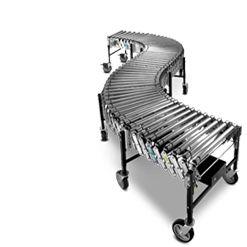 Powered Conveyors - Sitecraft