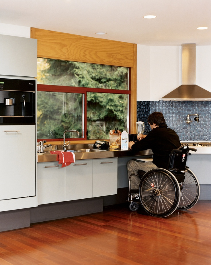141 best Wheelchair Accessible Homes & Furnishings images on ...