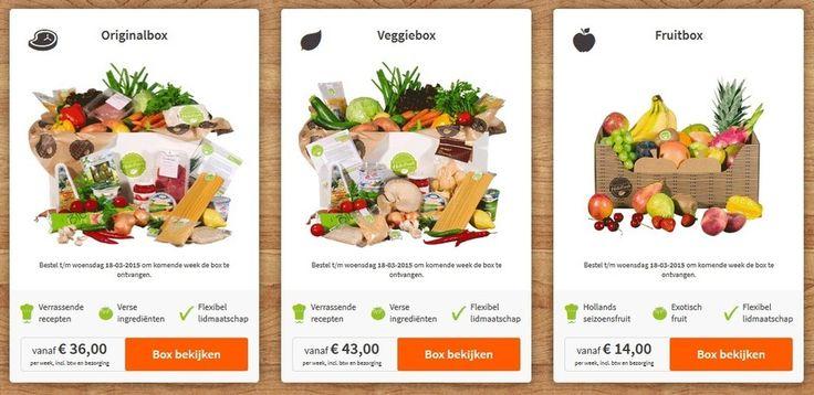 Hellofresh box voor gezond eten en gemakkelijker afvallen?