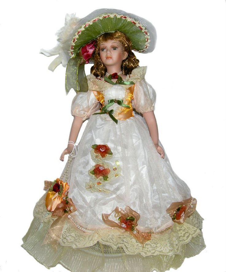 Porcelain Dolls for Sale | Beautiful Victorian Porcelain Doll