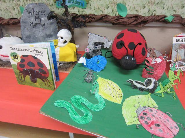 Ladybug Classroom Decoration Ideas : Best pumpkin decorating ideas images pumpkin
