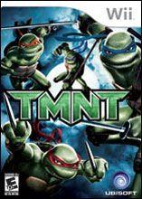 TMNT: Teenage Mutant Ninja Turtles - Used