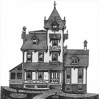 45 best images about victorian house plans on pinterest for Victorian era house plans