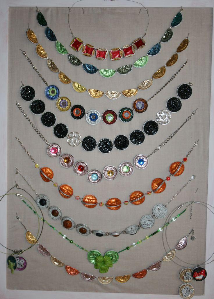 more nespresso jewelry....