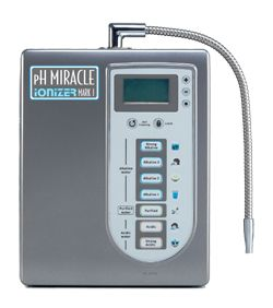 pH Miracle: Alkaline Health, Diet, and Nutritional Supplements like greens drink and water ionizers for weight loss, diabetes, cancer, and improved health.