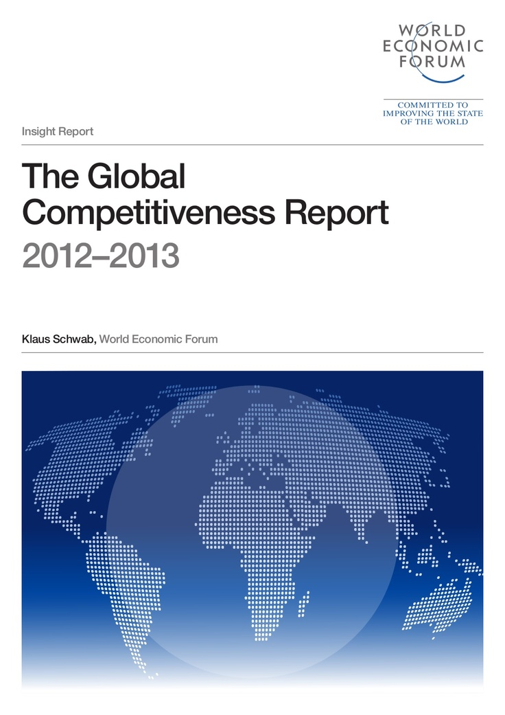 wef-global-competitiveness report 201213-15056583 by Spyros Langkos via Slideshare
