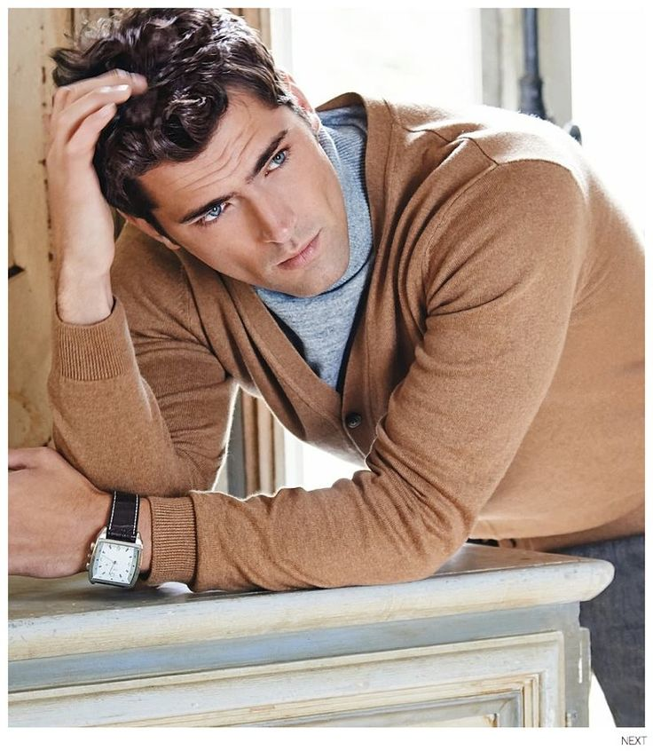 Sean OPry Models Smart Fall 2014 Styles for Next image Sean OPry Next Fall Winter 2014 006