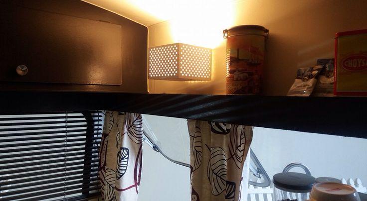 Wooden box diy light boxes