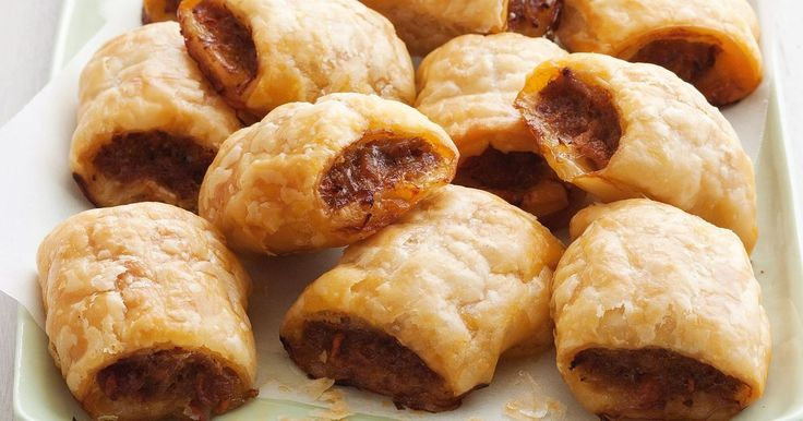 Get the kids in the kitchen to make perfect sausage rolls in just a few easy steps!
