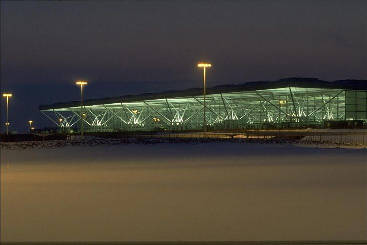 Stansted Airport | Projects | Foster + Partners