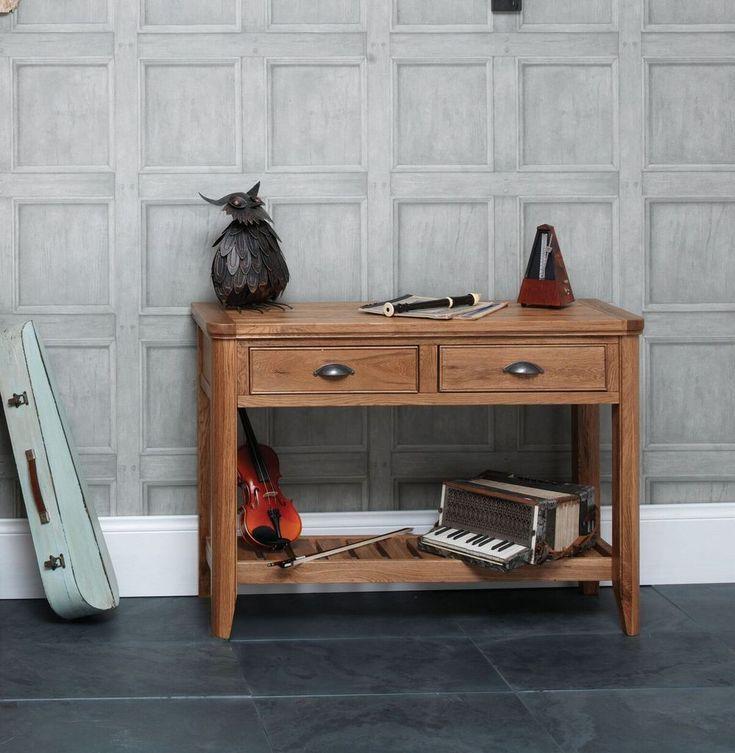 Cottage Console Table #MeyerandMarsh