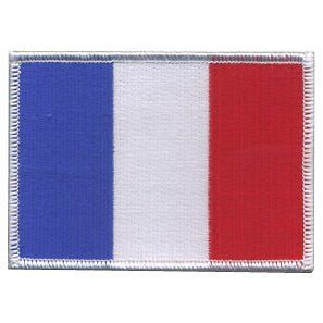 Stargate Atlantis Français France Drapeau Écusson brodé Patch Fer Ou Coudre Sur 10 cm: Tweet thermocollant instructions : 1) séchage fer à…