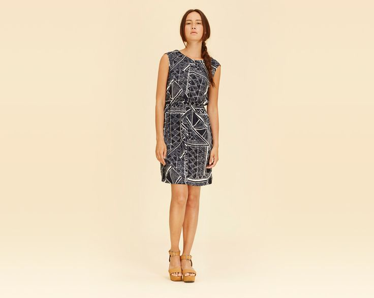 #libertinelibertine #dresses #womenswear #fashion  http://www.urbag.cz/damske-obleceni-libertine-libertine-jaro-leto-2014/