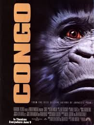 congo, a solid creature feature and an adaptation of a Michael Crichton story